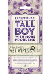 Wet Wipes - Tall Boy