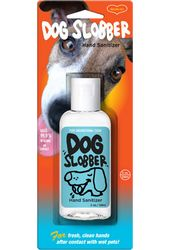 Funny - Hand Sanitizer - Dog Slobber