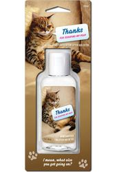 Funny - Hand Sanitizer - Thanks For Scooping My