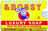 Brilliant And Bossy Luxury Soap