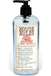 Liquid Hand Soap - House Rules