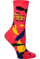 Socks - My Favorite Salad Is Wine