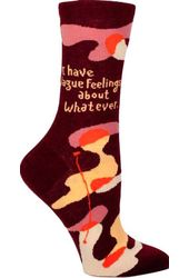 Socks - I Have A Vague Feeling About Whatever