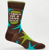 Sandwich Socks Men's