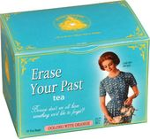 Funny Organic Tea - Erase Your Past
