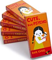 Cute But Psycho But Cute - Gum 6 pack