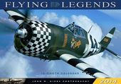 Flying Legends - 2014 Calendar