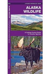 Alaska Wildlife: A Folding Pocket Guide to