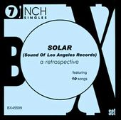 "7"" Boxset (10 Songs) SOLAR (Sound Of Los Angeles"