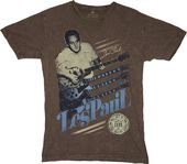 Les Paul - Rock and Roll Hall of Fame Inductee