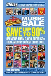 Collectables Records Music Sale (Fall/Winter)