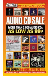 Audio CD Sale (January 2017) [Catalog #935]