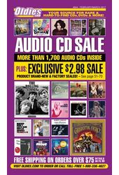 Audio CD Sale (February/March) [Catalog #944]
