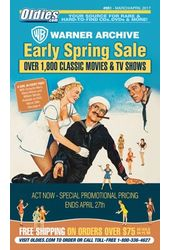 Warner Archive Sale (March/April 2017) [Catalog