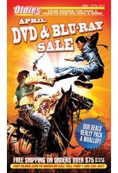 DVD & Blu-ray Sale (April 2017) [Catalog #953]