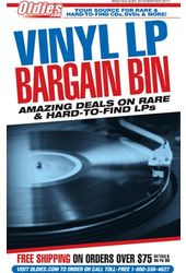 Vinyl LP Bargain Bin (Holiday 2016 / Winter 2017)