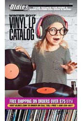 Winter 2017 Vinyl LP Sale [Catalog #933]