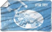 Star Trek - Enterprise Blueprint Fleece Blanket