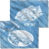 Star Trek - Enterprise Blueprint (Front & Back)