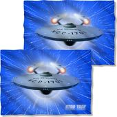 Star Trek - All She's Got (Front & Back) Pillow