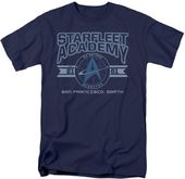 Star Trek - Starfleet Academy Earth - T-Shirt