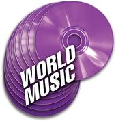 10-Audio CD Grab Bag: World Music