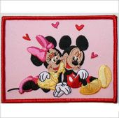 Disney - Mickey Mouse - Disney Patch Love Scene