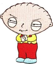 Family Guy - Stewie - Plotting - Patch