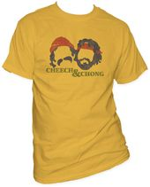 Cheech & Chong - Silhouettes - T-Shirt (Size:
