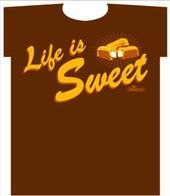 Hostess - Life Is Sweet - T-Shirt