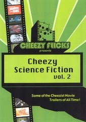 Cheezy Science Fiction Trailers, Volume 2