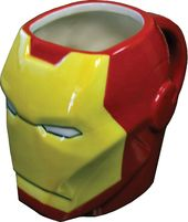 Marvel Comics - Iron Man - 16 oz. Molded Mug