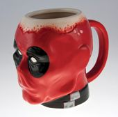 Marvel Comics - Deadpool 16 oz. Molded Mug
