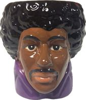 Jimi Hendrix - Face - 16 oz. Molded Ceramic Mug