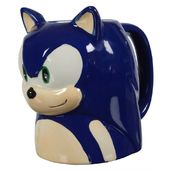 Sonic The Hedgehog 16 oz. Molded Mug
