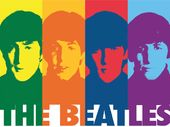 The Beatles - Warhol: Fleece Blanket