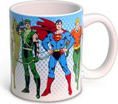 DC Comics - Superheroes - 12 oz. Ceramic Mug