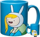 Adventure Time - Fionna & Cake - 20 oz. Ceramic