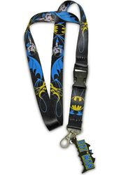 DC Comics - Batman - Lanyard and Keyring