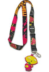 Family Guy - Stewie - Go To Hell - Lanyard and