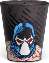 DC Comics - Batman - Bane - Black Shot Glass