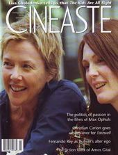 Cineaste - Volume #35, Issue #4