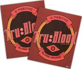 True Blood - Set of 2 Fleece Blankets