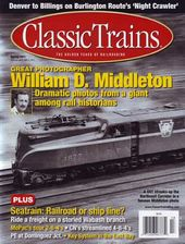Classic Trains: The Golden Years of Railroading -