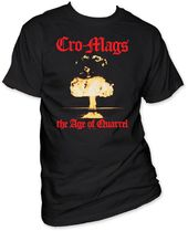 Cromags - Age Of Quarrel - T-Shirt (Size: Adult M)