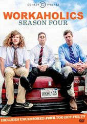 Workaholics - Season 4 (2-DVD)