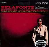 Belafonte Returns to Carnegie Hall (Qsv)