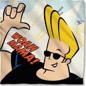 Johnny Bravo - Woah Mama - Bandana