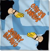 Johnny Bravo - Logo - Bandana