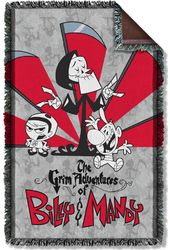 Grim Adventures of Billy & Mandy - Time's Up -
